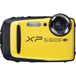 Fujifilm FinePix XP90 16.4 Megapixel Compact Digital Camera - Yellow
