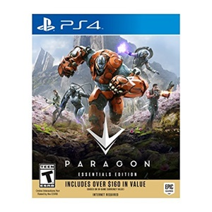 Click here for Epic Games Paragon - PlayStation 4 prices