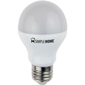 Image of SimpleHome XLB7-1001-WHT Wi-Fi Dimmable Smart LED Bulb, White