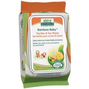 Click here for Aleva Naturals Bamboo Baby Pacifier & Toy Wipes, 1... prices