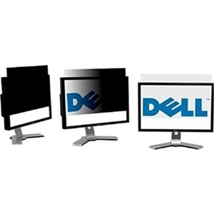 Image of 3M 19.5W Monitor Privacy Filter for Dell (16:10) Black