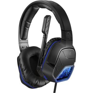 Image of Afterglow LVL 5+ Wired Stereo Sound Over-the-Ear Gaming Headset for Xbox One
