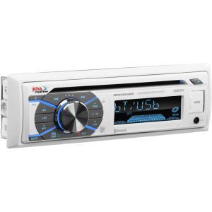 Boss Audio MR508UABW Single-DIN CD Player Bluetooth