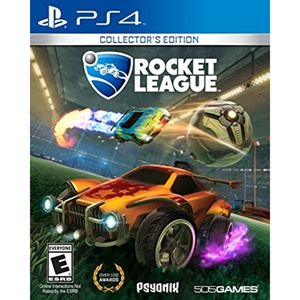 Image of 505 Games Rocket League - PlayStation 4