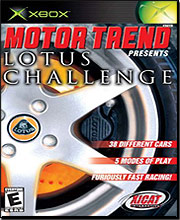 Motor Trend Lotus Challenge (Xbox)