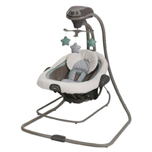Click here for Graco DuetConnect LX Swing + Bouncer - Manor prices