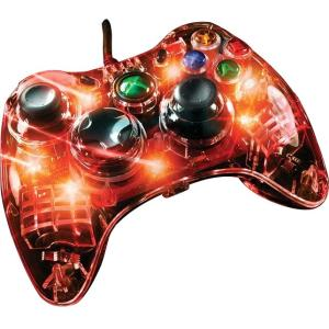 Image of AfterGlow Red Light Wired Controller for Xbox 360