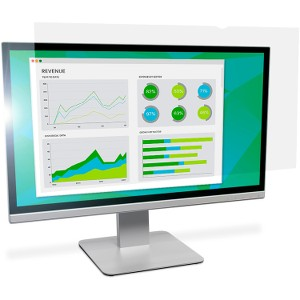 "Image of 3M 23.6"" Widescreen Anti-Glare Filter Clear - For 23.6""LCD Monitor"