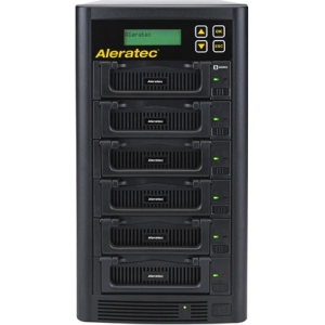 Image of Aleratec 1:5 HDD Copy Cruiser IDE/SATA High-Speed WL Duplicator / Sanitizer