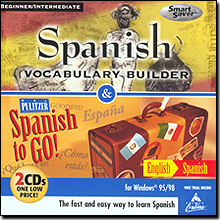 Spanish Vocabulary Builder & Pulitzer Spanish to Go!