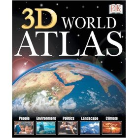 DK: Eyewitness 3D World Atlas