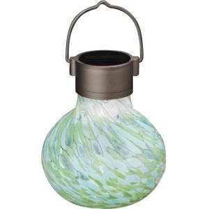 Image of Allsop Home & Garden 30565 Solar Tea Lantern - Mint