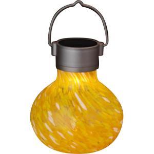 Image of Allsop Home & Garden 30566 Solar Tea Lantern - Saffron