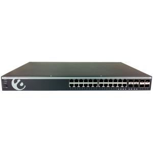 Image of Amer 20-Port 10/100/1000Base-T + 4 RJ45/SFP Combo + 4 SFP+ L2 Managed Switch