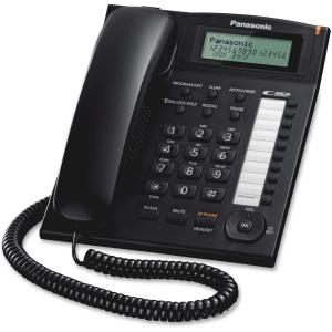 Click here for Panasonic KX-TS880-B Standard Phone - Corded - Spe... prices