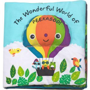THE WONDERFUL WORLD OF PEEKABOO! READ & PLAY KS KIDS