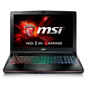 MSI GE62 Apache Pro 15.6 Gaming Laptop w\/ 16GB RAM, 256GB SSD, & 1TB HDD