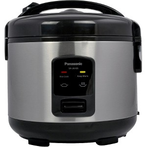 Click here for Panasonic 5c Rice Cooker Steamer Black prices