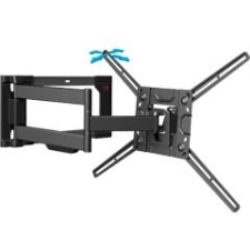 """Image of Barkan 4400 Full Motion Curved/Flat Screen TV Wall Mount for 32""""-80"""" Screens"""