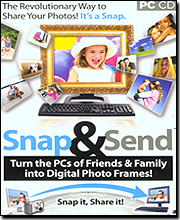 Snap & Send - Snap it, Share it!
