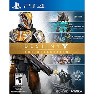 Image of Activision Destiny: The Collection - PlayStation 4