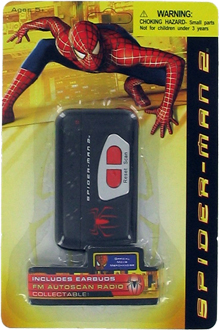 Spider-Man 2 FM Autoscan Radio