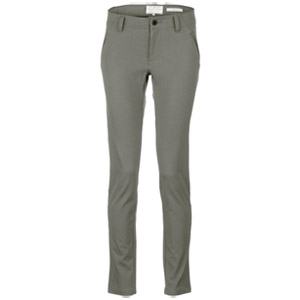 Giro Women's New Road Mobility Tailored Pant,  Castor Gray (Size 4)