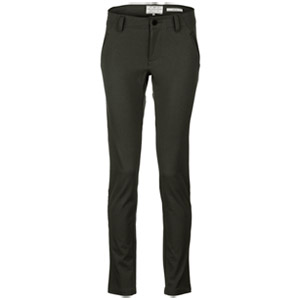 Giro Women's New Road Mobility Tailored Pant, Jet Black (Size 6)