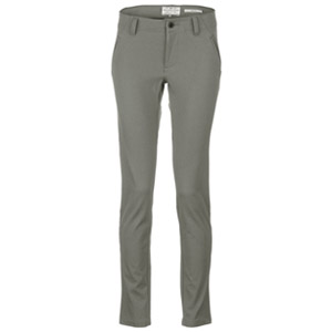 Giro Women's New Road Mobility Classic Pant, Castor Gray (Size 6)