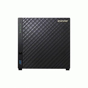 Image of Asustor AS3204T 4-Bay SAN/NAS Server w/ Intel Celeron Quad-core & 2GB RAM