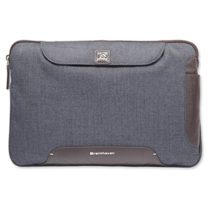 Brenthaven Collins Sleeve Plus for Surface Pro 4, Indigo