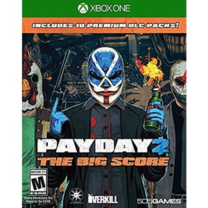 Image of 505 Games Payday 2: The Big Score - Xbox One