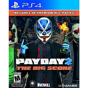 Image of 505 Games Payday 2: The Big Score - PlayStation 4