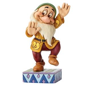Enesco 4049626 Disney Traditions Bashful Figurine