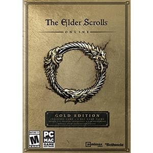 Image of Bethesda The Elder Scrolls Online: Gold Edition - PC
