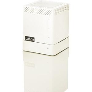 Image of Bem HL2739A Portable Mojo Speaker - White