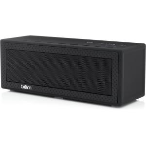 Image of BEM Wireless Bravo Portable Wireless Speaker - Black