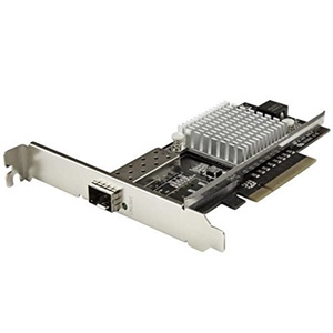 Click here for StarTech.com 1-Port 10G Open SFP+ Network Card - M... prices