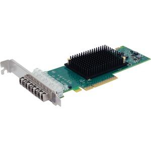Image of ATTO Celerity FC-164P Quad-Channel 16Gb/s Gen 6 Fibre Channel PCIe 3.0 HBA