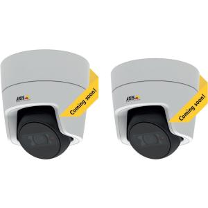 Image of AXIS 2 Megapixel Network Camera - Color - H.264 - 1920 x 1080 - CMOS - Cable