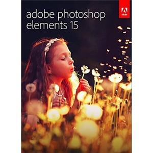 Image of Adobe Photoshop Elements v.15.0