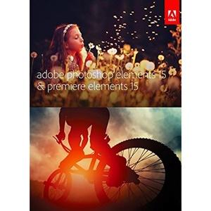 Image of Adobe Photoshop Elements v.15.0 & Premiere Elements 15
