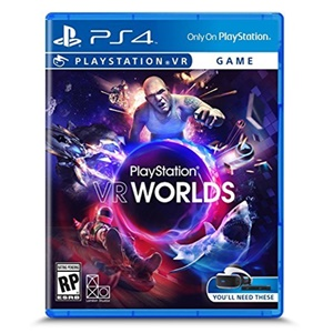 Click here for PlayStation VR Worlds - PlayStation 4 prices