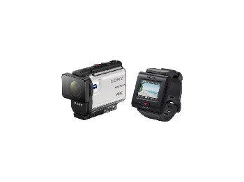 Sony FDR-X3000 4K Action Cam Wi-Fi, GPS & Live View Underwater Camcorder