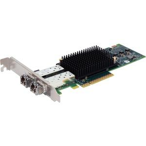 Image of ATTO Celerity FC-322E Dual-Channel 32Gb/s Gen 6 Fibre Channel PCIe 3.0 HBA