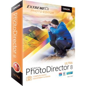 Cyberlink PhotoDirector v.8.0 Ultra - Extreme Photo Editor