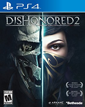 Image of Dishonored 2 - PlayStation 4