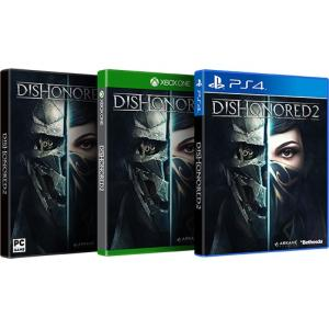 Image of Dishonored 2 - PC