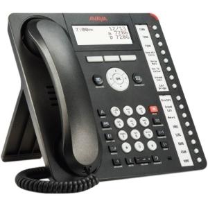 Image of Avaya 1416 Standard Corded Phone - Black