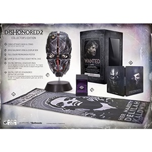 Image of Dishonored 2: Collector's Edition - PlayStation 4